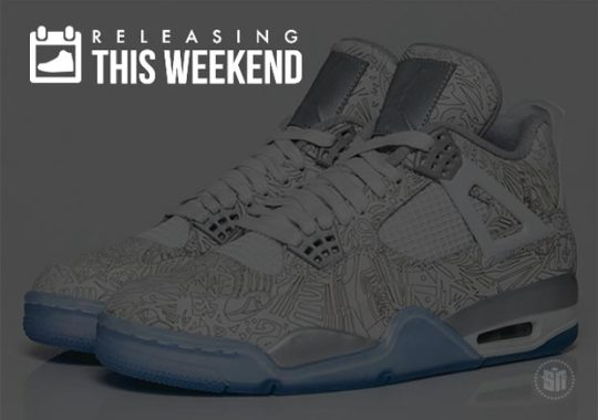 Sneakers Releasing This Weekend – March 21st, 2015
