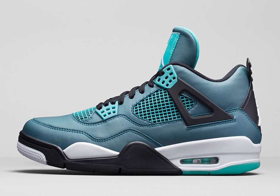 "size 40 a4fae 740bf Air Jordan 4 ""Teal"" – Nikestore Release Info"