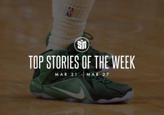 Top Stories of the Week: 03/21 – 03/27