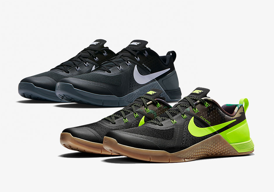 new product f9cba 8f7f2 Two New Nike Metcon 1 Releases Are Coming in April - SneakerNews.com