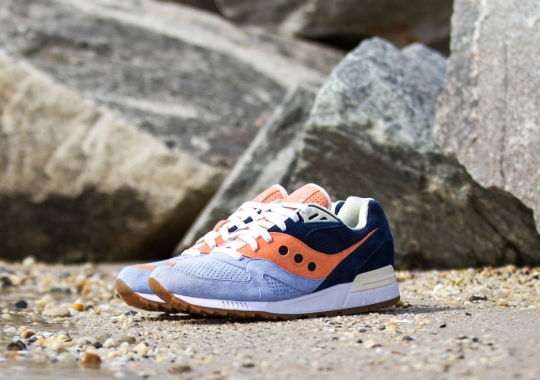 UBIQ's Next Saucony Collaboration Pays Tribute To A Historic Profession of the Atlantic