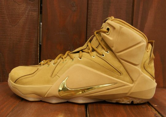 "After 11 Years, ""Wheat"" Makes It Return To The Nike LeBron"