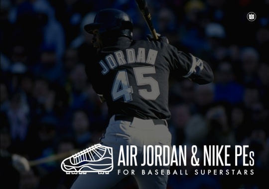 An Epic Collection of Air Jordan and Nike PEs For Baseball Superstars
