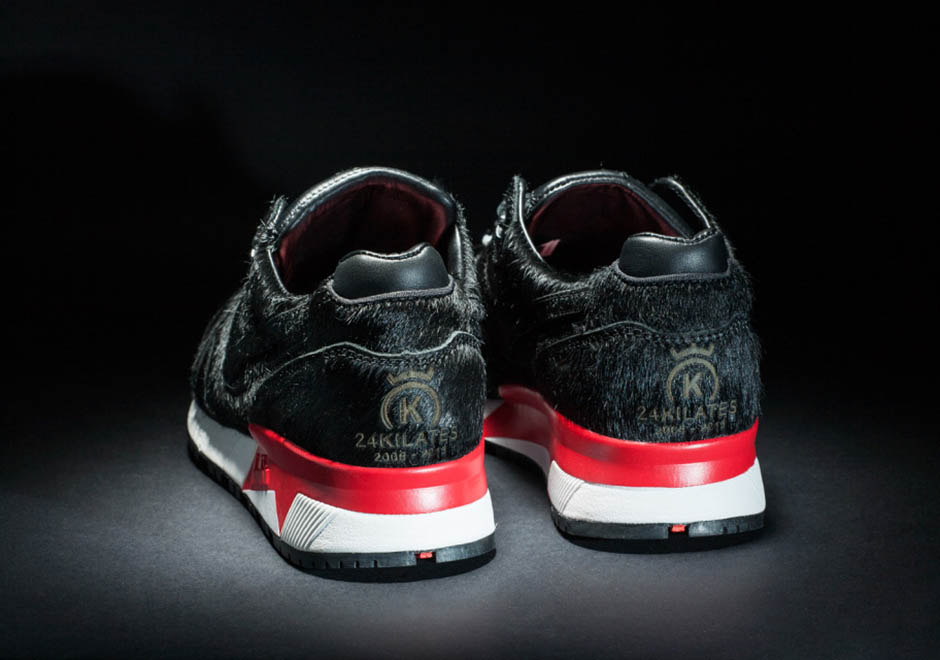 "The 24 Kilates x Diadora N.9000 ""Toro"" will be limited to only 300 pairs  and available in-store only at 24 Kilates on April 25th. 7a18548ee5"