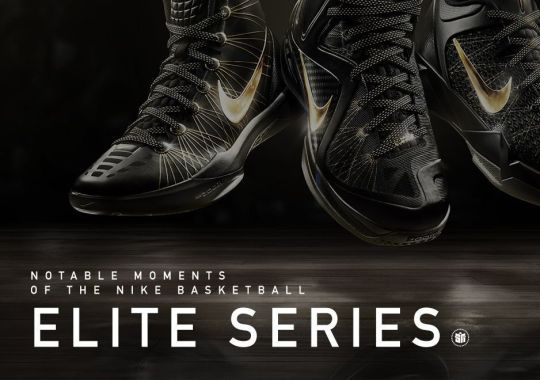 Notable Moments in Nike Basketball's Elite Series