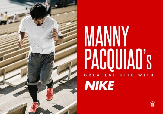 Manny Pacquiao's Greatest Hits With Nike