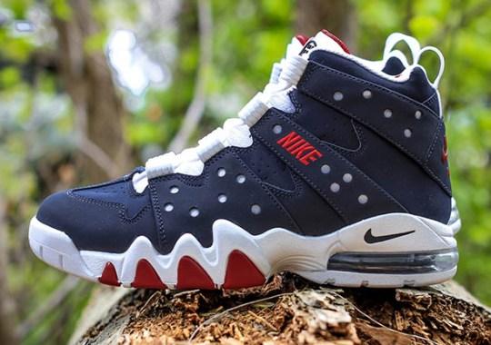 "Nike Air Max2 CB '94 ""USA"" – Available"