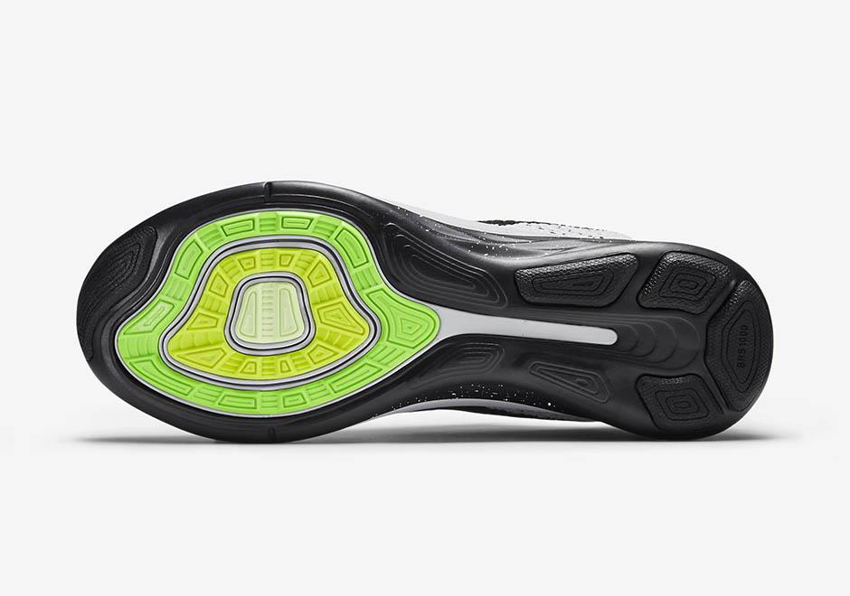 Nike Flyknit Lunar Converse 3 De Las Mujeres Blancas 7k9W33