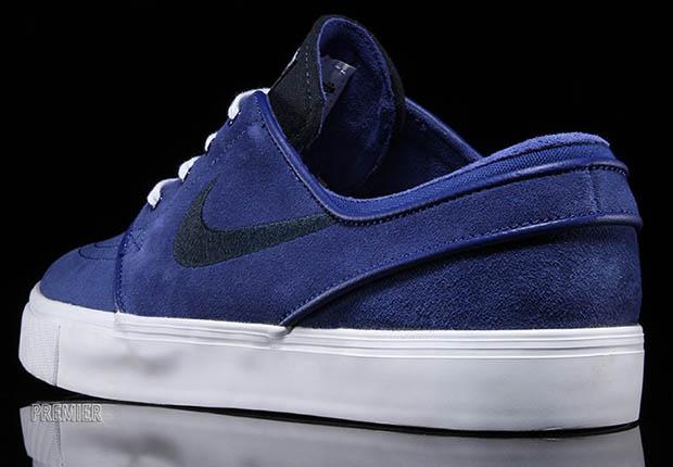 quality design 814be 0e7d5 nike sb janoski royal blue