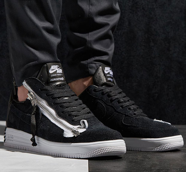 check out 13105 3ad16 ACRONYM x Nike Lunar Force 1 SP – Release Date
