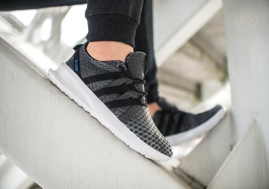 in stock f0b4c e3e2c adidas Originals Introduces Color-Shifting Chromatech on the SL Loop Racer  - SneakerNews.com