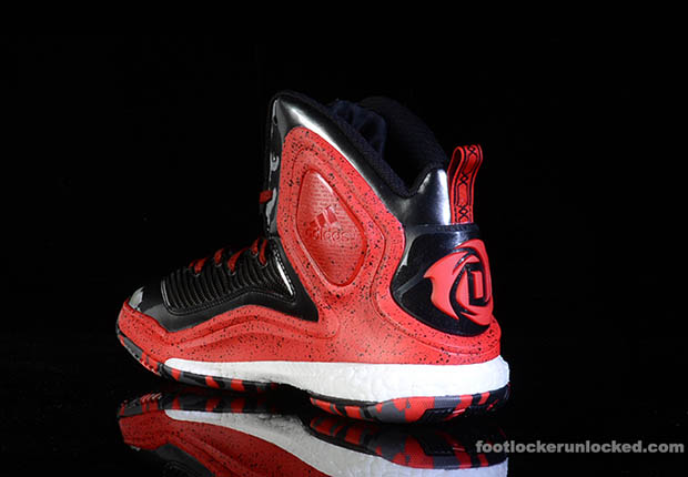 adidas Hopes Derrick Rose Will Be Back For The Playoffs ... 8662afa6f