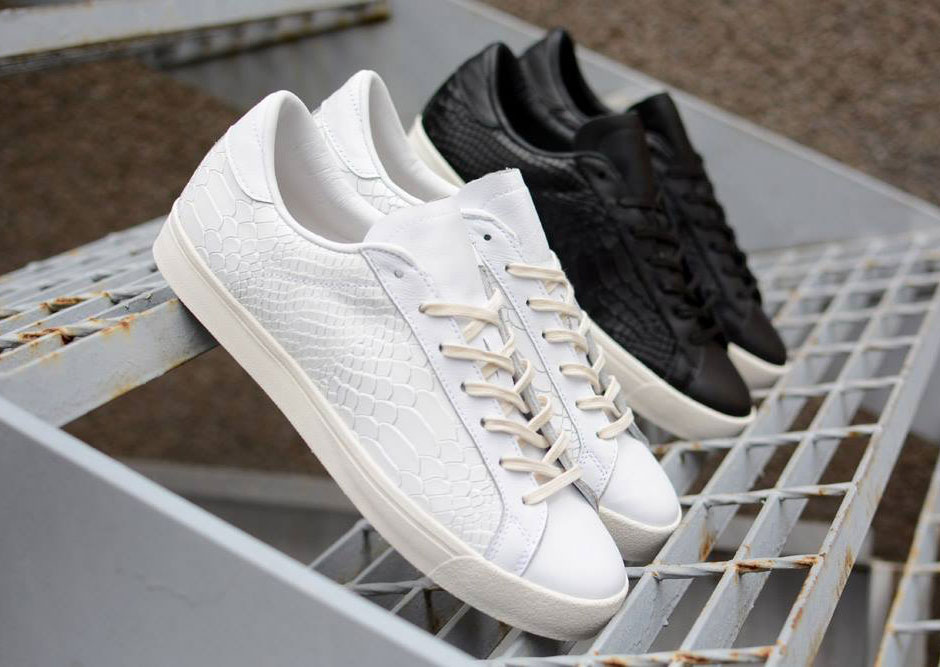 A Detailed Look at the adidas Consortium Rod Laver Python