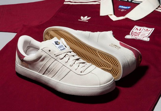 """Magenta Skateboards x adidas """"A-League"""" Collection Brings Back the Skate Silhouette"""