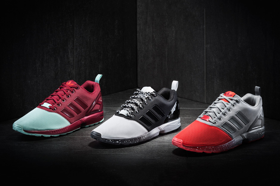 More miadidas Customization Options on the ZX Flux Arrive