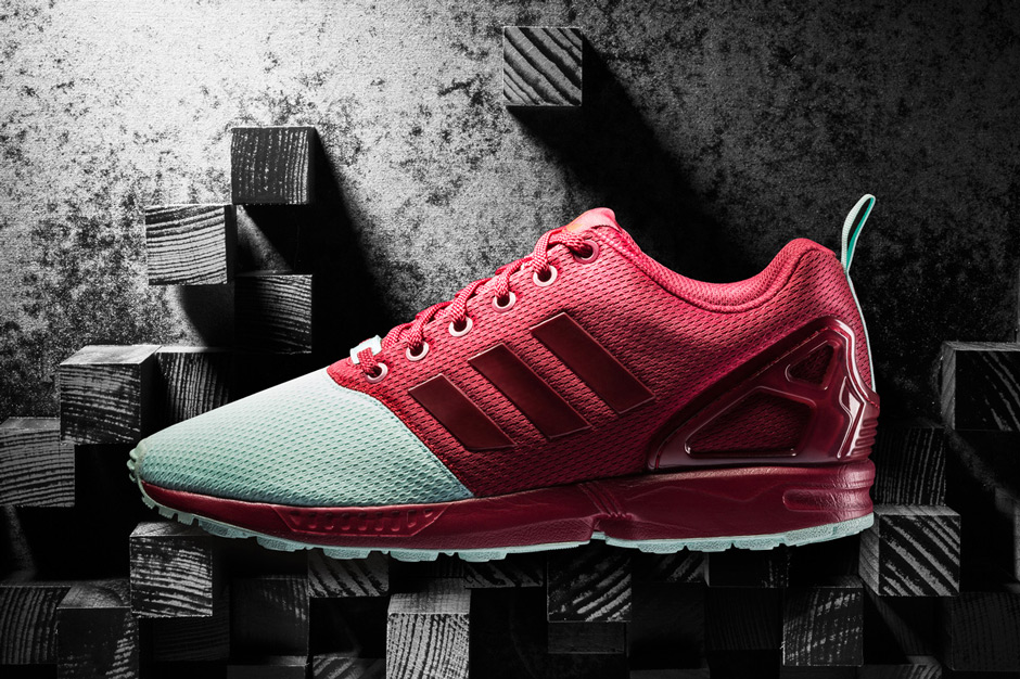 More miadidas Customization Options on the ZX Flux Arrive for Spring/Summer
