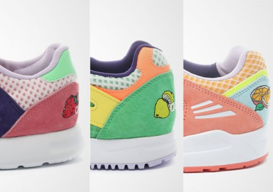 "adidas Originals ""Summer Fruits"" Collection For Women"
