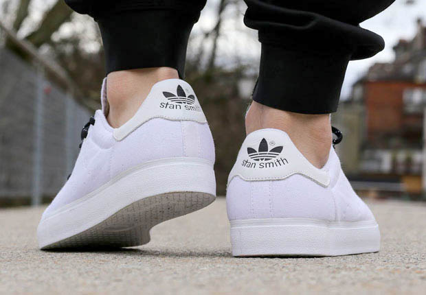 d47b52f48c81 The adidas Stan Smith in pretty much any of its colorways or constructions  it the perfect summertime shoe. With that said
