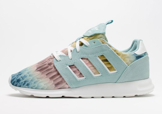 Print Heavy Options For The Women's adidas ZX 500 2.0