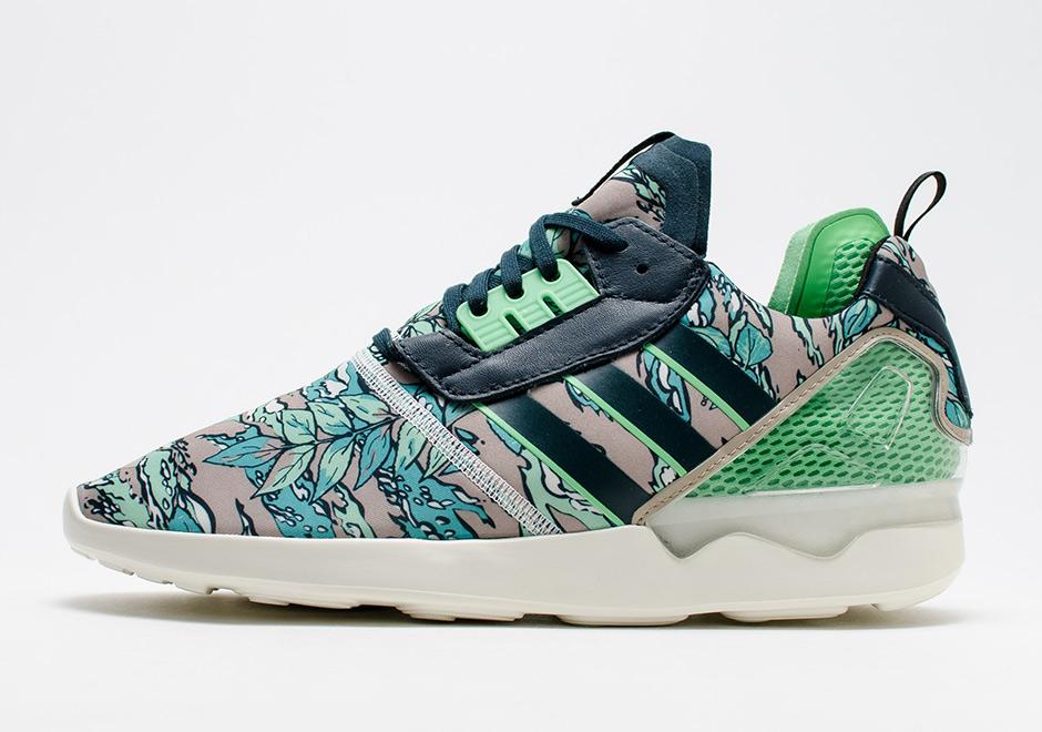 adidas zx 8000 green