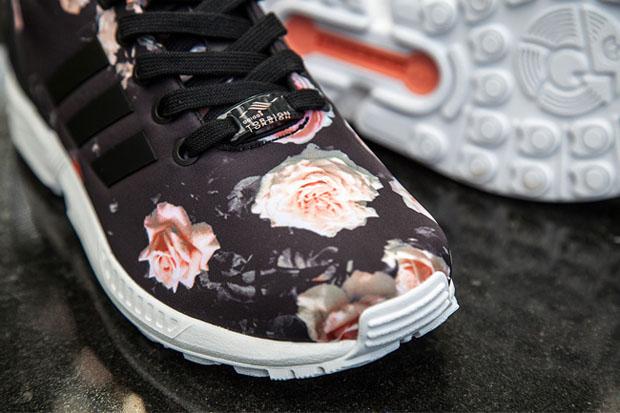 adidas roses flux
