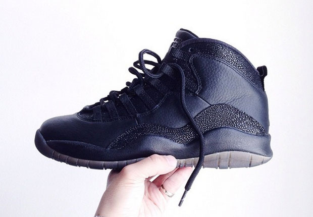 a54c4a255b0274 The OVO x Air Jordan 10 Released Without Notice - SneakerNews.com