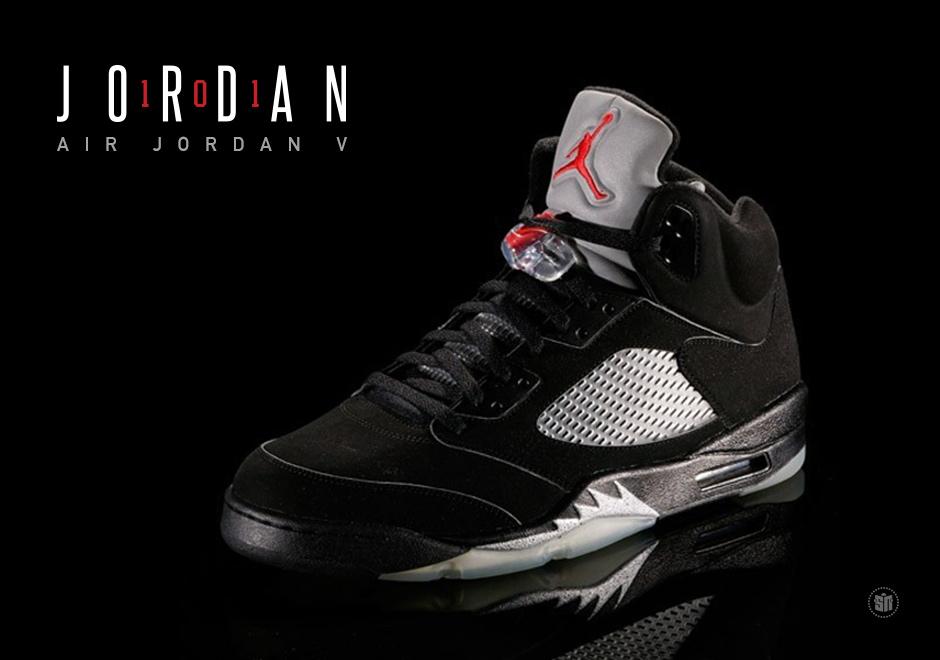 timeless design 78f86 7e902 Jordan 5 - Complete Guide And History   SneakerNews.com