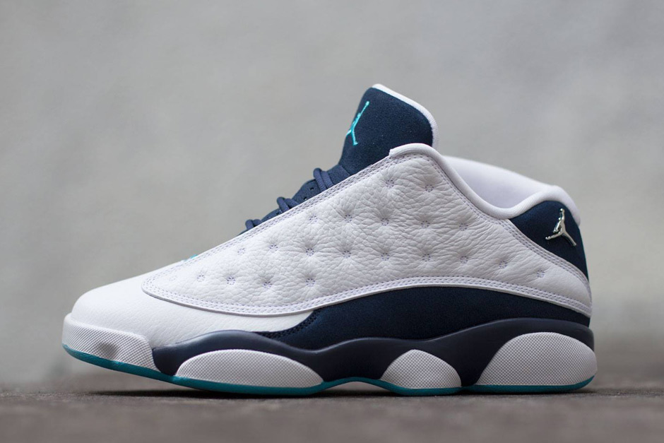 brand new bbfd0 3b74c air-jordan-13-low-hornets-arrives-over-weekend-