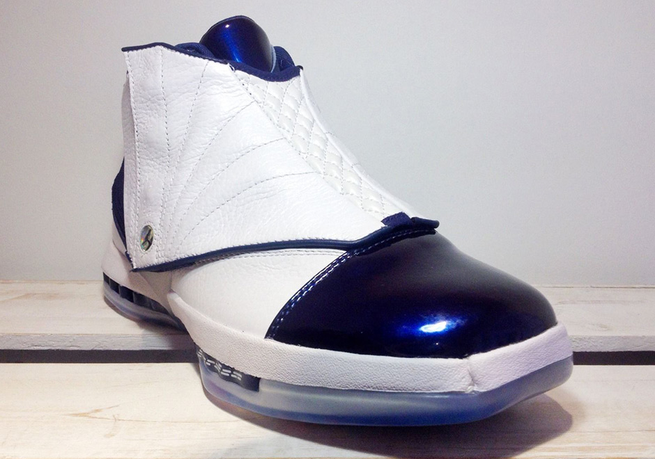 3db929ca7798bc The Air Jordan XVI Almost Retroed In 2014 - SneakerNews.com
