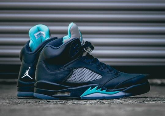 "Air Jordan 5 ""Midnight Navy"" – Release Reminder"
