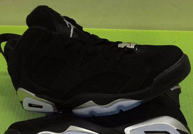 cheap for discount 028bb 49c02 First Look at the Air Jordan 6 Low
