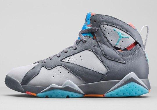 100% authentic b25c5 f0ecc Air Jordan 7 Barcelona Days - SneakerNews.com