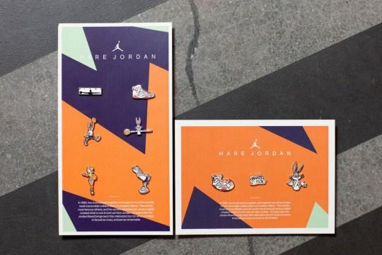 A Closer Look At The Hare Jordan Pins