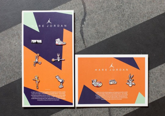 A Closer Look At The Hare Jordan Pins