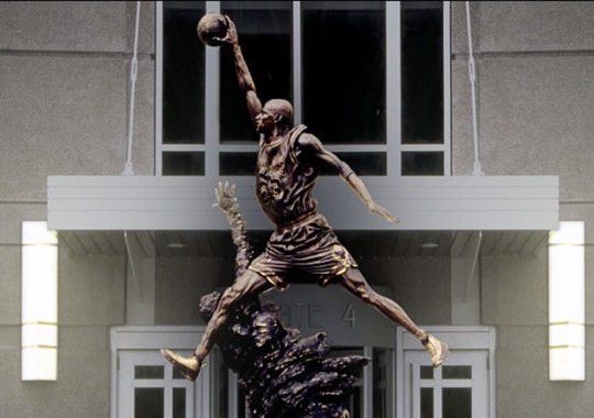 Jordan Brand To Release A Retro Inspired By The Legendary Statue