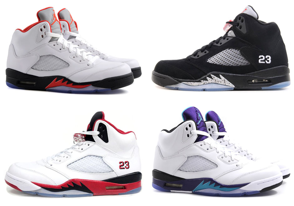 check out 85822 fc776 Jordan 5 - Complete Guide And History | SneakerNews.com