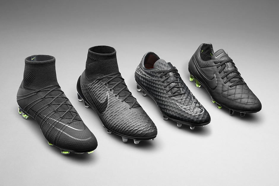 All Black Everything For The World s Best at the Nike Football Academy 1cce59e21
