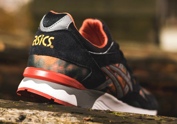asics gel lyte v day dye