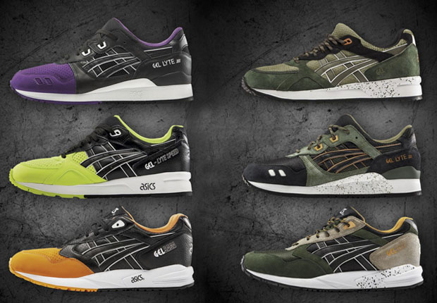 collection asics 2015