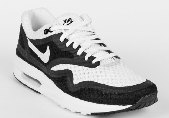 Black and White Options For Two New Nike Air Max Lunar Releases