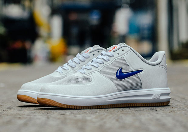 The CLOT x Nike Lunar Force 1 Releases