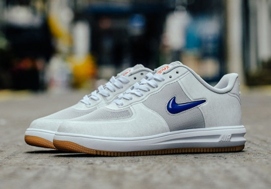 The CLOT x Nike Lunar Force 1 Releases This Friday