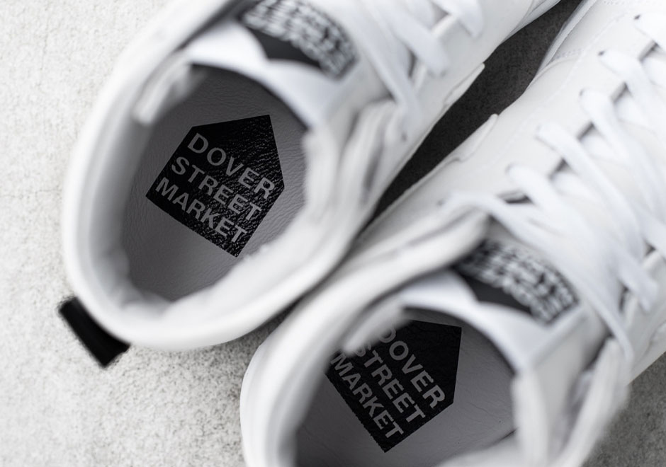9e0c670f4045f outlet Dover Street Market Makes The Nike Dunk Waterproof ...