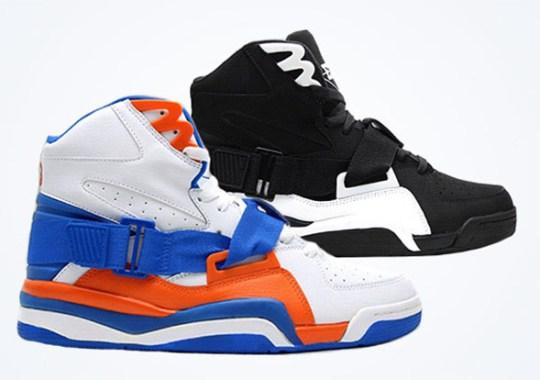 Ewing Athletics Brings Back Patrick Ewing's 1992 Signature Sneaker