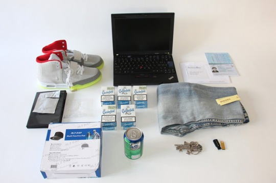 Fake Yeezys, Ecstasy, Laptops, And More Random Purchases By A Shady Shopping Bot