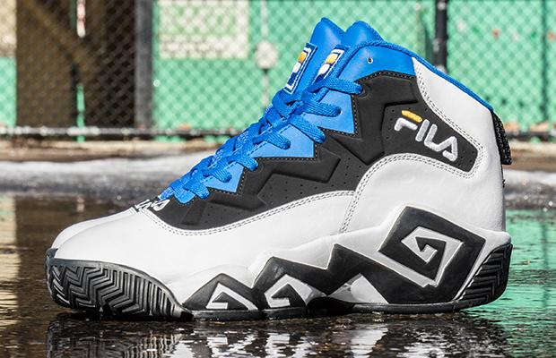 85a762dcdba6 Fila Brings Back Jamal Mashburn s Signature Shoe - SneakerNews.com