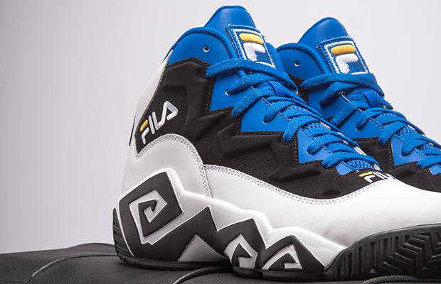 4964fda9710 Fila Brings Back Jamal Mashburn s Signature Shoe - SneakerNews.com