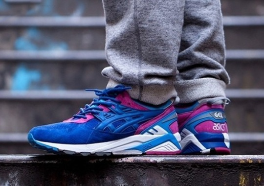"Foot Patrol x Asics Gel Kayano Trainer ""Storm"""