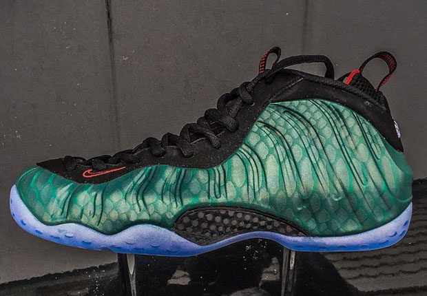 Nike Air Foamposite One Metallic Red Release Date ...
