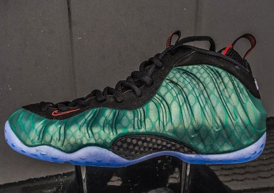 """Nike Air Foamposite One """"Gone Fishing"""" Releasing After NBA Playoffs"""